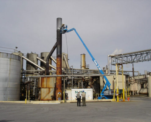 NPN Environmental Air Quality Management Stack Testing