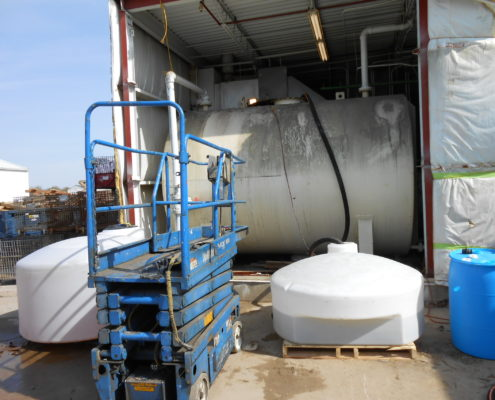 NPN Environmental Tank & Container Management