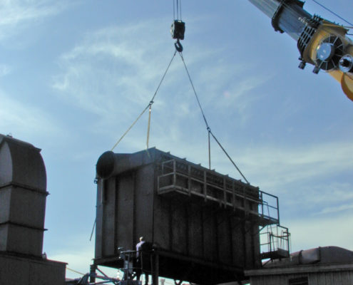 NPN Environmental Facility Decommissioning Hoist